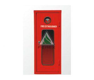 Gabinete Metálico para Extintores.
